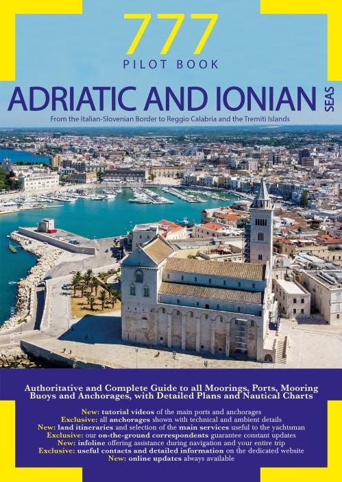 777 pilot book – adriatic and ionian seas