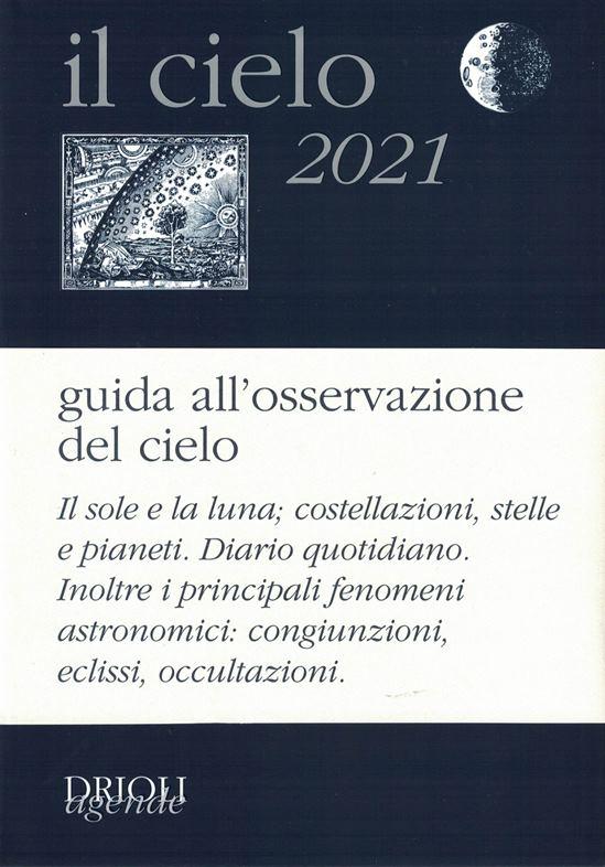 """agenda """"il cielo"""" 2021"""
