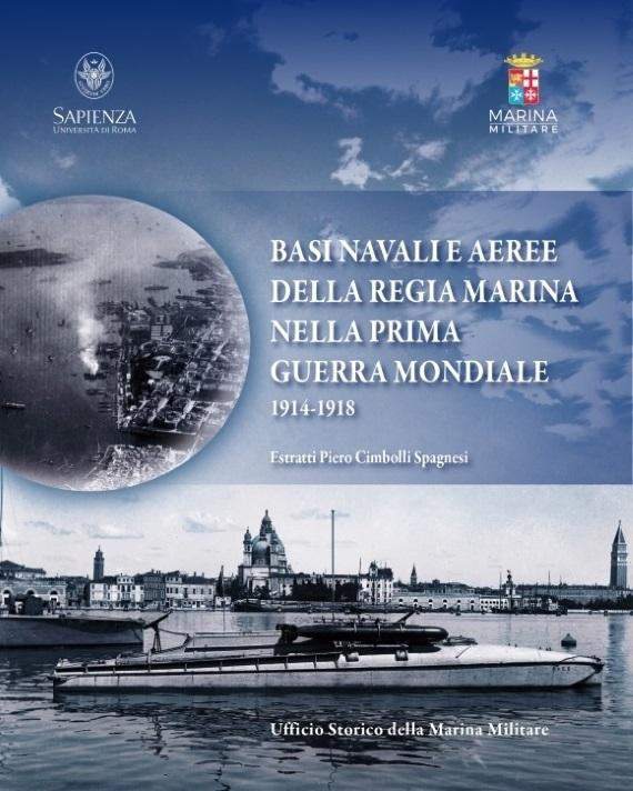 basi navali e aeree della regia marina nella prima guerra mondiale 1914-1918
