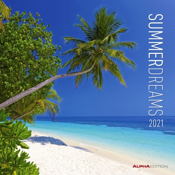 "calendario ""summer dreams"" 2021"
