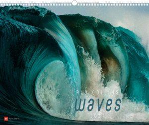 Calendario Waves 2021, Ray Collins - Delius Klasing