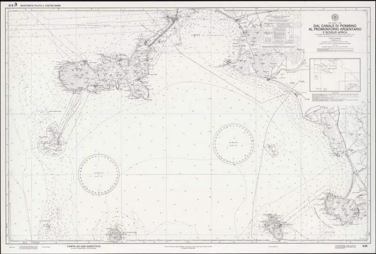 Cartina 5d.Carta Didattica N 5 D Libreria Del Mare