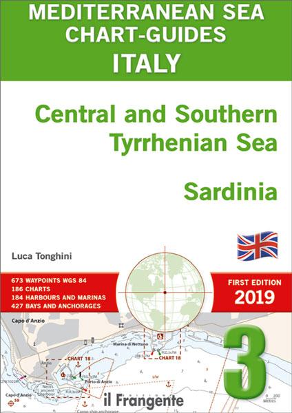 central and southern tyrrhenian sea – sardinia
