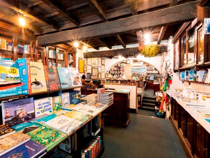 La Libreria del Mare ha riaperto