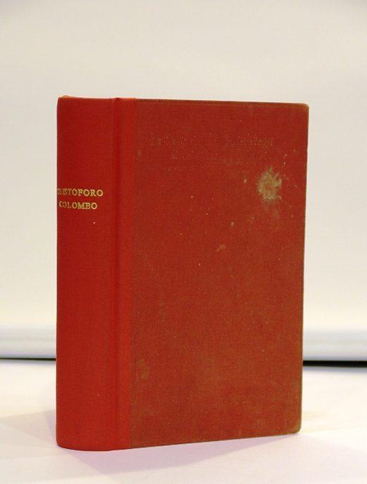 la storia della vita e dei viaggi di cristoforo colombo