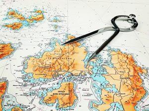 Le carte nautiche sono obbligatorie - Nautica dal Blog del Mare