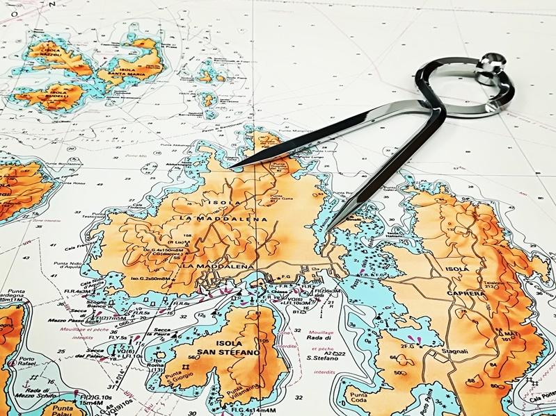 Le carte nautiche sono obbligatorie?