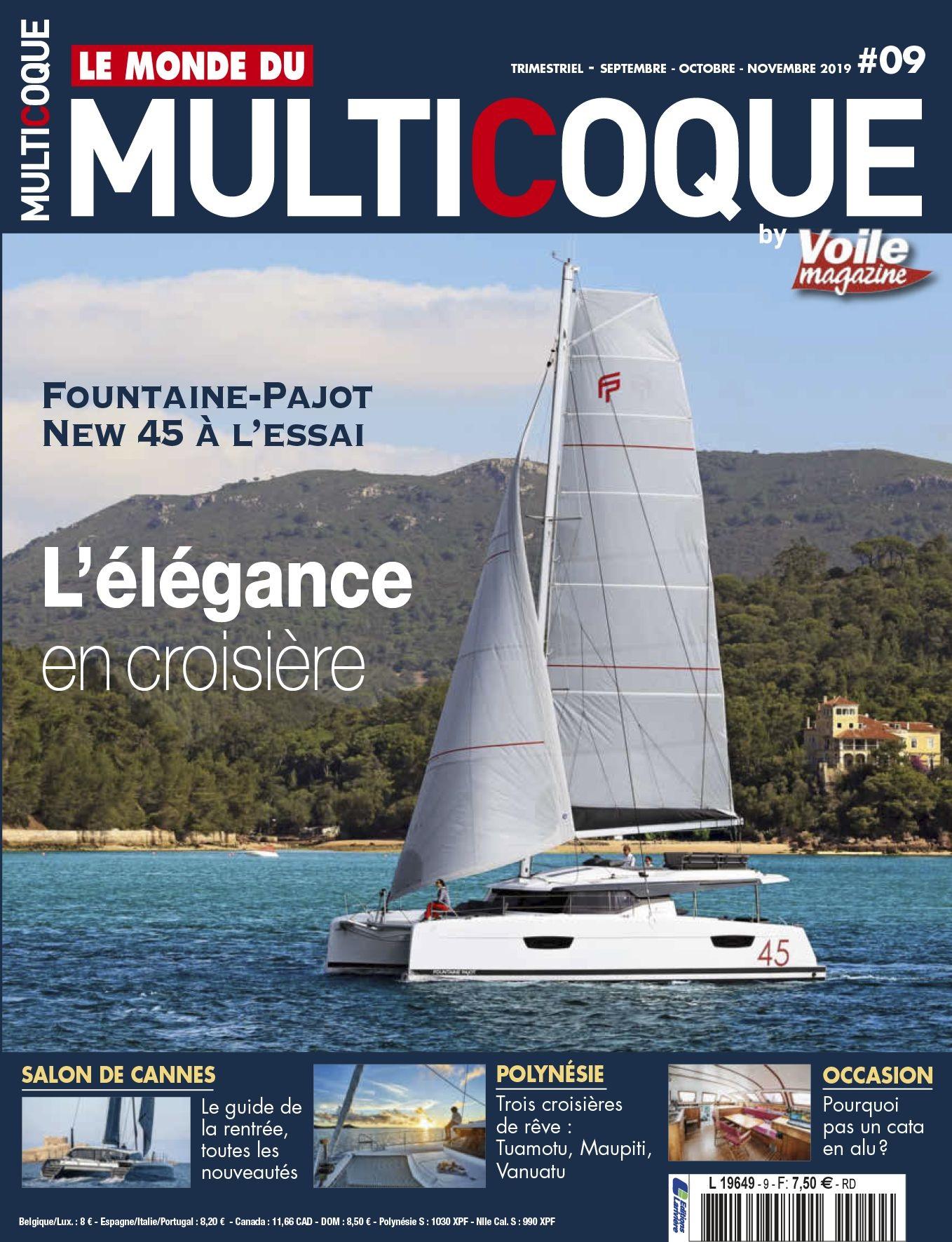 le monde du multicoque by voile magazine #09