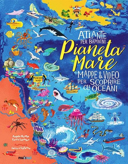 pianeta mare – atlante per bambini