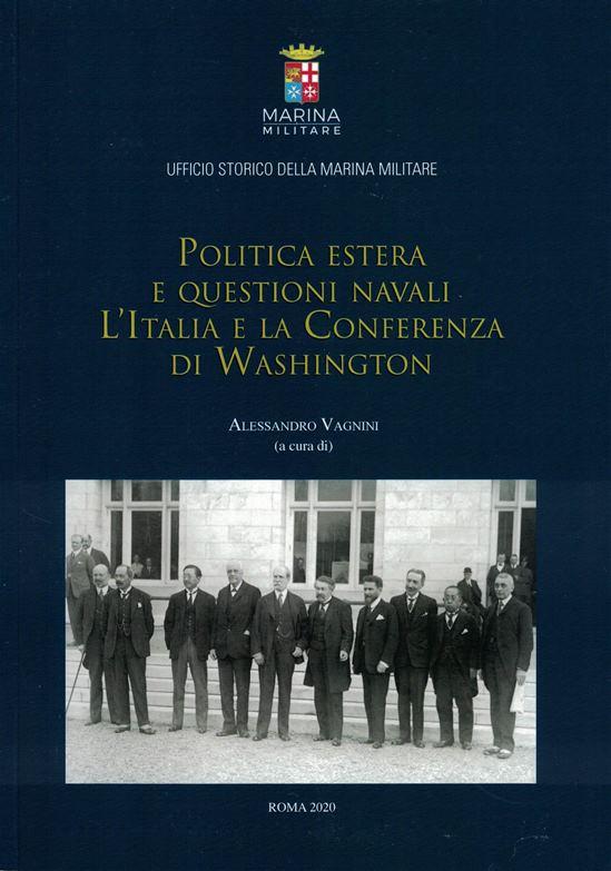 politica estera e questioni navali – l'italia e la conferenza di washington