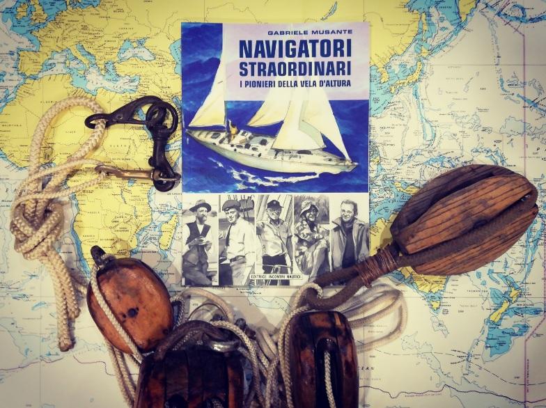 """Presentazione del libro """"Navigatori Straordinari"""" di Gabriele Musante"""