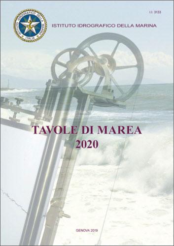 tavole di marea 2021   Libreria del Mare