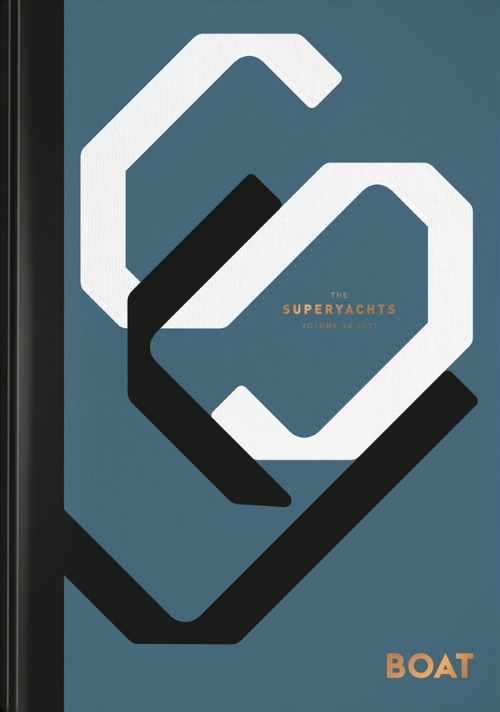 the superyachts 2021 (volume 34)