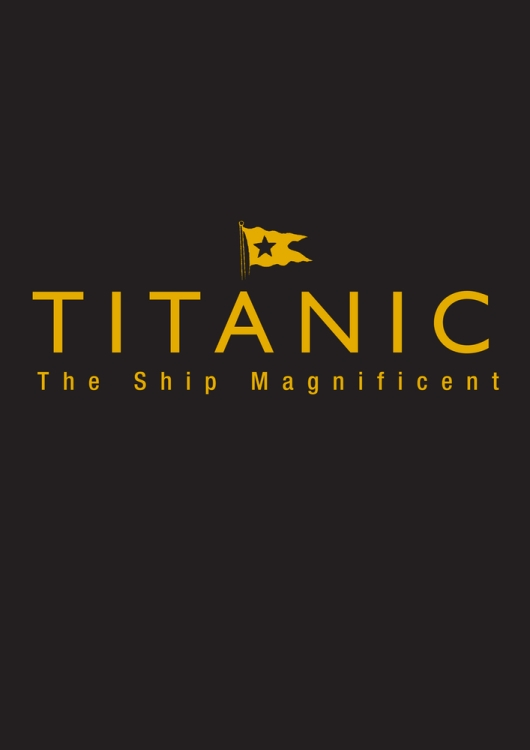 titanic the ship magnificent – slipcase