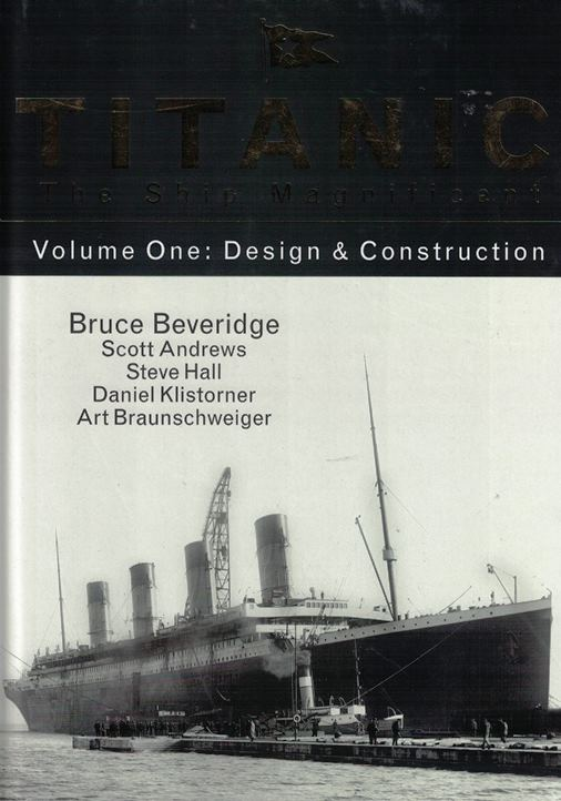 titanic the ship magnificent – volume one
